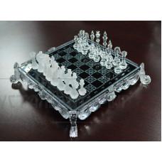 """Композиция """"Хрустальные шахматы"""""""