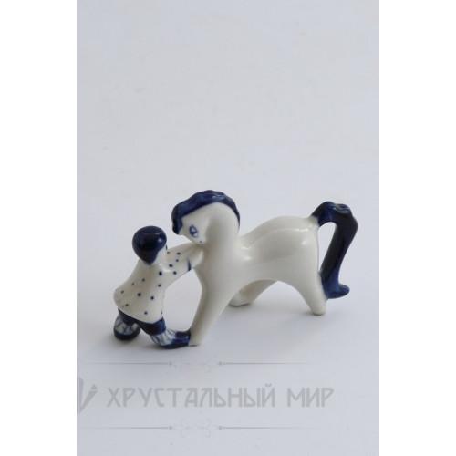 Скульптура  Сивка-бурка авт. Азарова Л.П.