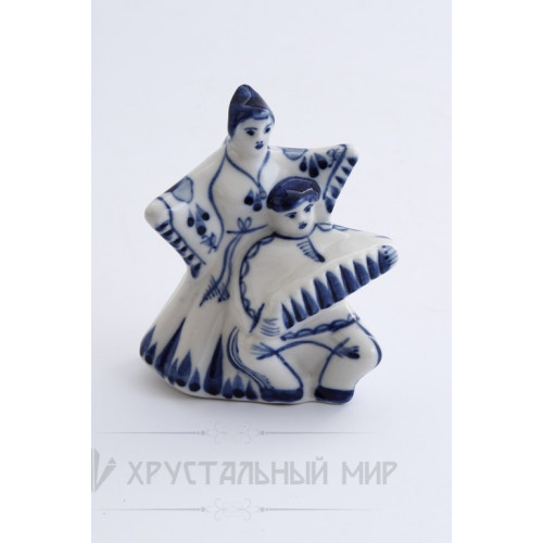 Скульптура Пляска авт. Окулова З.В.