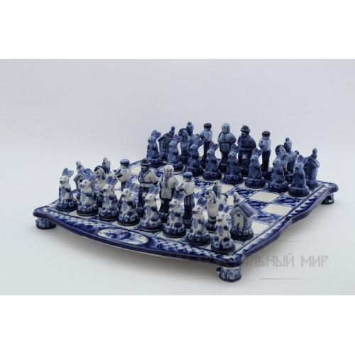 """Шахматы """"Охота"""" авт.Гаранин Ю.Н."""
