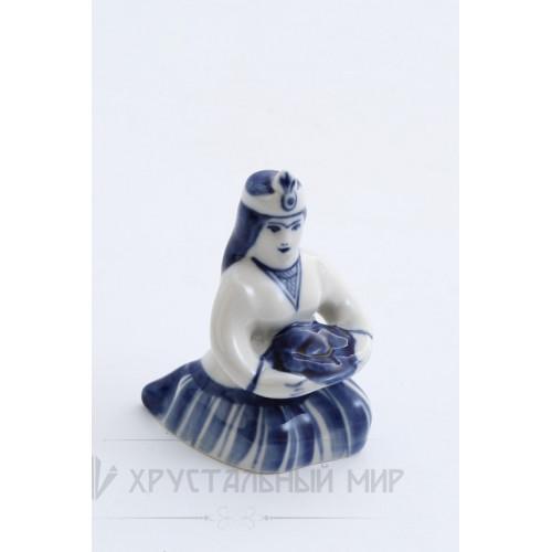 Скульптура В чайхане 3 авт. Гаранин Ю.Н.