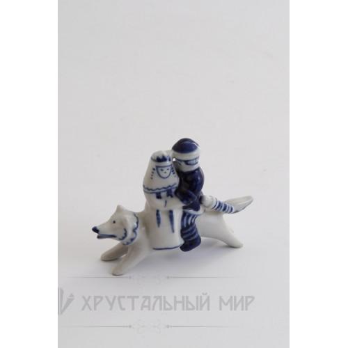 Скульптура Иван  Царевич авт. Азарова Л.П.