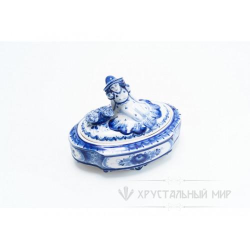 Шкатулка На поляне авт. Московский В.Д.
