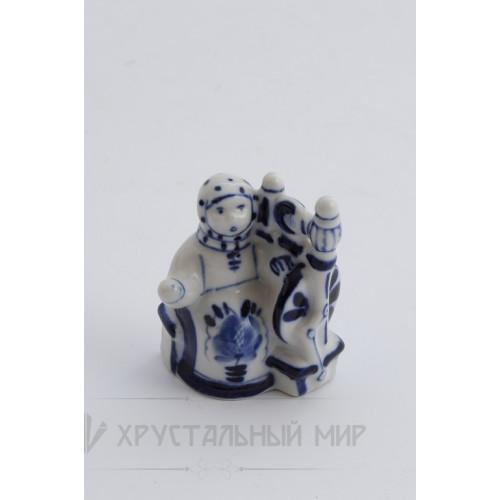 Скульптура Пряха авт. Неплюев В.В.