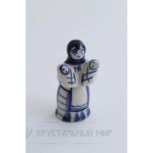 Скульптура Близнецы авт. Азарова Л.П.