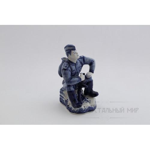 Скульптура Солдат - победитель