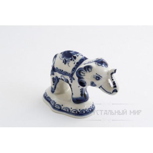Скульптура Слон большой авт. Селиверстова Г.И