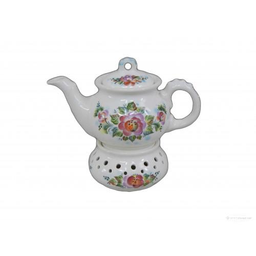 Чайная церемония (купеческий) чайник с подст.мал. 1 сорт