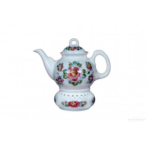 Чайная церемония (купеческий) чайник с подст. бол. 1 сорт