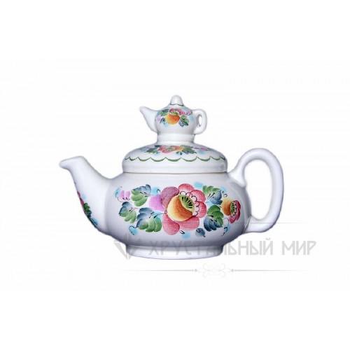 Яблочный спас (вар.) чайник 1 сорт