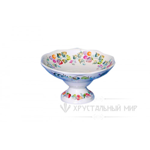 Клубничка вазочка десертная 1 сорт