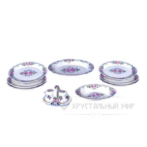 Донская степь набор столовый 1 сорт - 9 приборов