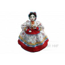Лукерья сувенирная интерьерная кукла