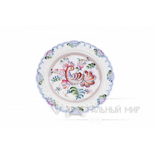 Веселье (птица) тарелка 1 сорт