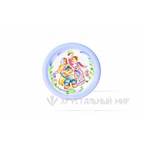 Донской сюжет тарелка 1 сорт